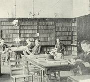 Columbian University Library, 1892