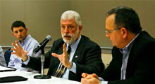 Faculty Debate Health Care Policy